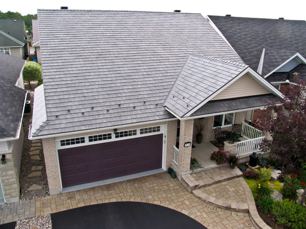 kasselwood metal shingles